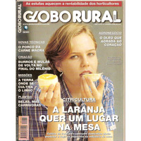 Globo Rural - Citricultura. A Laranja Quer Um Lugar Na Mesa