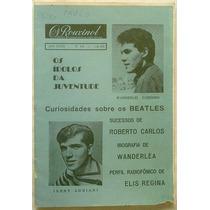 Revista Roxinol N° 179 - Abril 1966 - Os Ídolos Da Juventude