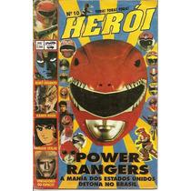 Mini Gibi Heróis Power Rangers