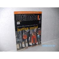 Revista Ultimato- Justiça Social Nº 289 Anoxxxvii Jul/ 2004