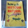 O Tico-tico, Noções De História Natural 1, Ano 1964, Raro