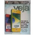 Veja 2259 Mar/12 Brasil Iphone Mais Caro Mundo Frete Grátis