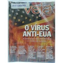 Veja 1720 Out/01 O Vírus Anti-eua: Demagogia - Frete Grátis