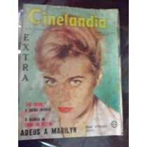 Cinelândia - A História De Charton Heston.marilyn.kim Novak