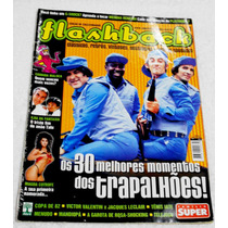 Revista Flashback N°1 - Editora Abril