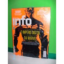 Revista Info Nº 340 Abril 2014 - O Império Digital Da Marvel