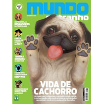 Revista Mundo Estranho 171 Vida De Cachorro Set 2015 Lacrada