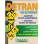 Detran R Janeiro Assistente Técnico Administrativo E Trânsit