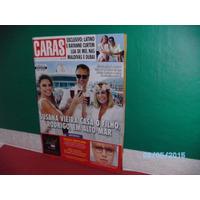Revista Caras - Susana Vieira Casa O Filho, Rodrigo - Fj.jr