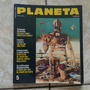 Revista Planeta 5 Janeiro 1973 A Tribo Q Vive Da Pedra C