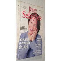 Revista Seleções Março 2001 Salvando O Coraçao De Julia