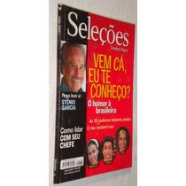 Revista Seleções Julho 2005 Conexao Mortal