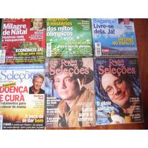Revistas Seleções Anos 98/99/2000/2001/2002/2003 E 2004