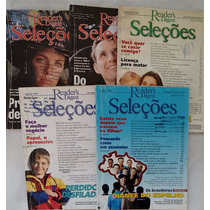 A33 - Lote Da Antiga Revistas Seleções Readers Digest