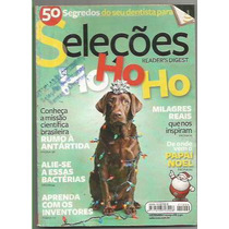 Revista Seleções Readers-50 Segredos Do Seu Dentista Para Vc