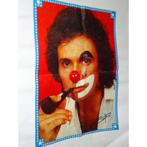 Roberto Carlos Poster + Revista
