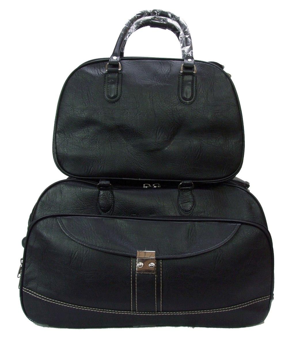 Bolsa De Mao Com Rodinhas : Jogo de malas viagem bolsa grande com rodinhas e