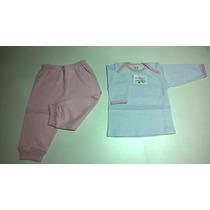 Conjunto Body C/ Calça Bebê - Todos Tamanhos Ref. 180