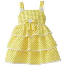 Vestidos De Bebe Menina 3 E 4 Anos Importados Roupas De Bebe