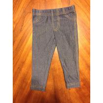 Calca Carters Malha 9 Meses Cor Jeans