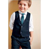 1 A 6 Anos Roupa Infantil Terno Gravata Menino Social Festas