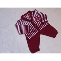 Conjunto Maternidade Casaco Calça Marinheiro