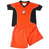 Conjunto Camiseta Short Atlético Paranaense - Torcida Baby