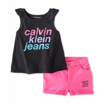 Conjunto Calvin Klein (3 Anos)