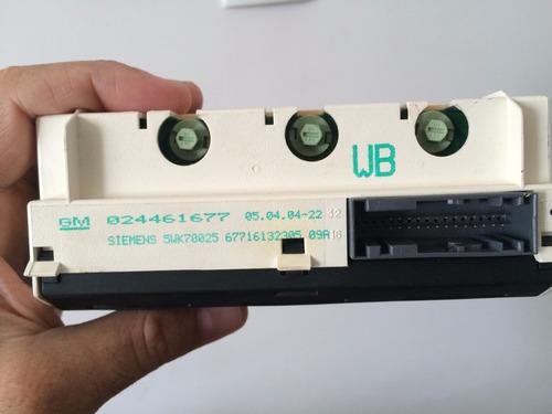 Conserto Computador De Bordo Lcd Vectra Astra Mid Falhas