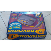 Video Game Dynavision Na Caixa Completo Perfeito
