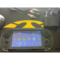 Game Tipo Ps Vita, Psp, 4.3 + 4gb Memory Mp5 Player Media Co