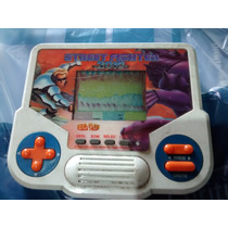 Mini Game Original Tec Toy Street Fighter 2010 ~sega