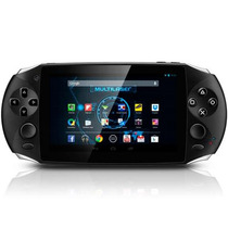Tablet Video Game Portatil Gamer Dual Core Multilaser