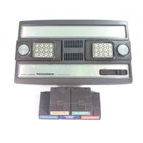 Video Game Intellivision Nacional + 5 Cartuchos (beamrider)