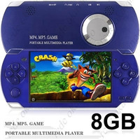 Game Tipo Psp 4.2 8gb Memory Mp5 Player Media Player