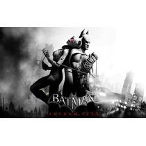 Batman Arkham City Goty Com Todas As Dlc´s Já Inclusas (pc)