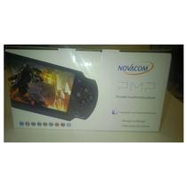Mini Game Novacom - Portátil Multimídia Player