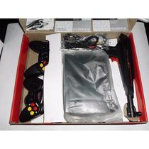 Video Game Dynacom Wi - Vision 217 Jogos - Controle Sem Fio