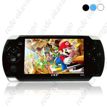 Video Game Portátil Multimedia Player Mp3 Mp4 Mp5 Tipo Psp