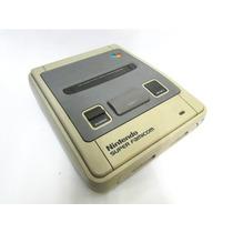 Video Game Nintendo Super Famicom Console Colecionador Usado