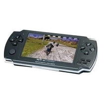 Video Game Portátil 999 Jogos Multimedia Player Mp5 Tipo Psp