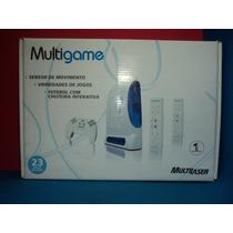 Nes Multigame Multilaser Infrazone 8 Bits 1 Ano De Garantia