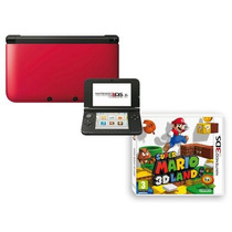Nintendo 3ds Xl +3d Mario Land Pronta Entrega