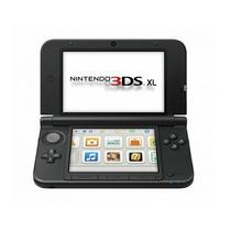 Nintendo 3ds Xl Preto + Sd 4gb + Ar Cards. Consulte Jogos