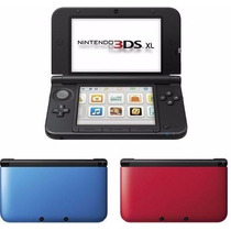 Nintendo 3ds Xl + Sd Card + 6 Ar Cards Menu Português