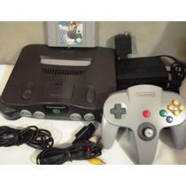 Nintendo 64 -original-completo -aceito Propostas - N64 - Ok!