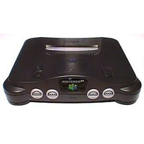 Console Nintendo 64 Original Funcionando Perfeitamente