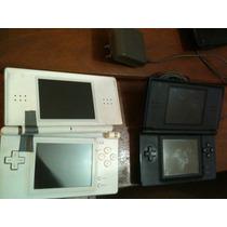 Vendo Lote 2 Unidades Nintendo Ds Com Defeito(não Liga)