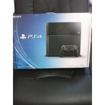 Sony Playstation 4 Ps4 Bivolt 500 Gb + Jogos