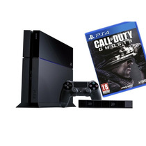 Playstation 4 500gb Blu Ray + Camera + Jogo Hdmi Ps4 Sony